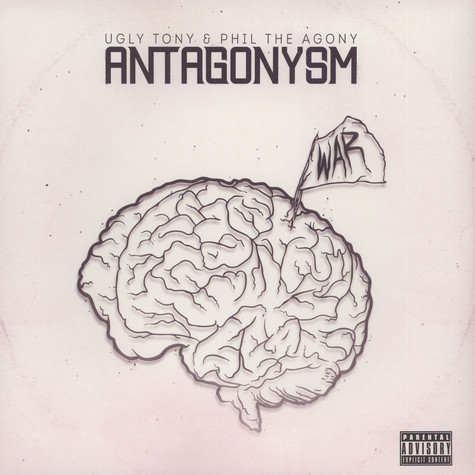 Ugly Tony & Phil The Agony - Antagonysm EP