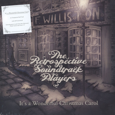 Retrospective Soundtrack Players, The - It's A Wonderful Christmas Carol