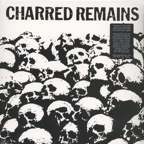 V.A. - Charred Remains