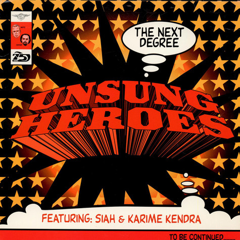 Unsung Heroes - The Next Degree