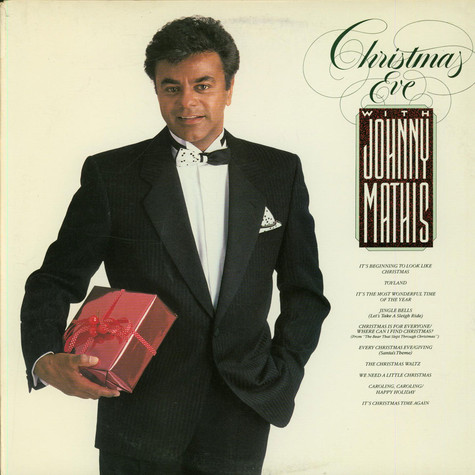 Johnny Mathis - Christmas Eve With Johnny Mathis