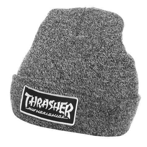HUF x Thrasher - Mixed Yarn Beanie