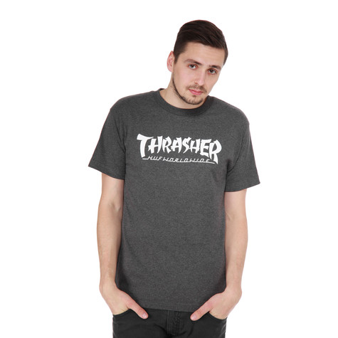 HUF x Thrasher - Asia Tour T-Shirt