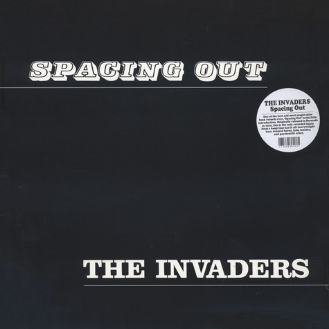 Invaders, The - Spacing Out