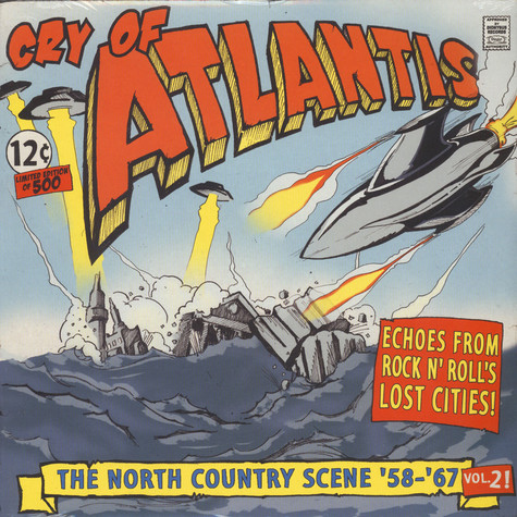 V.A. - North Country Scene - Cry Of Atlantis Volume 2