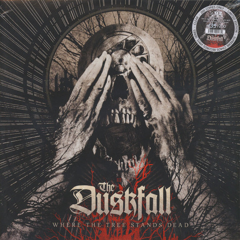 The Duskfall - Where The Tree Stands Dead Clear Vinyl Edition