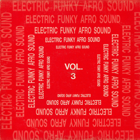 V.A. - Electric Funky Afro Sound Vol. 3