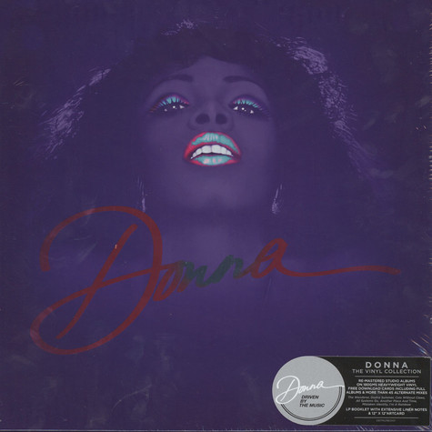 Donna Summer - Donna - The Vinyl Collection