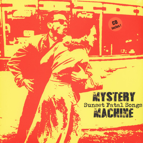 Mystery Machine - Sunset Fatal Songs