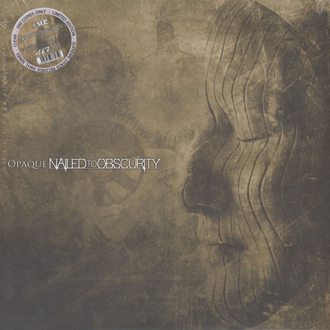 Nailed To Obscurity - Opaque Clear Vinyl Edition