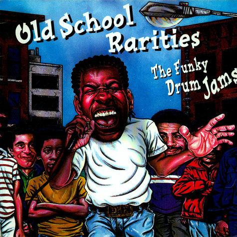 V.A. - Old School Rarities: The Funky Drum Jams
