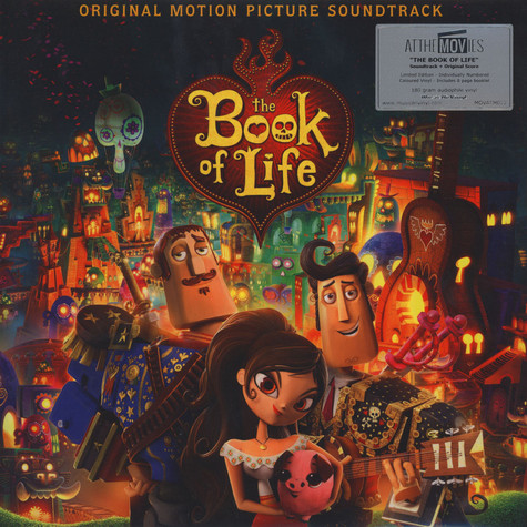 V.A. - OST The Book Of Life