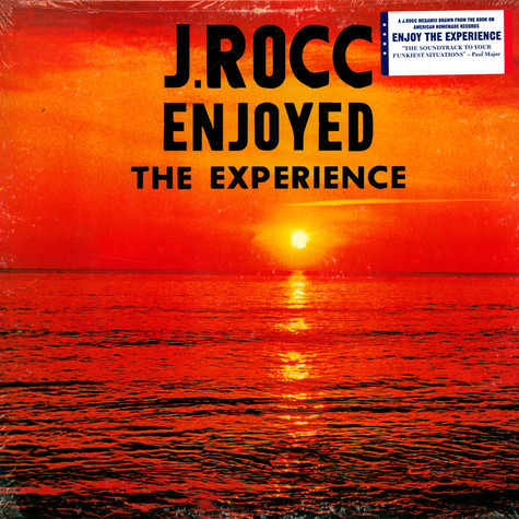 J.Rocc - Enjoyed The Experience