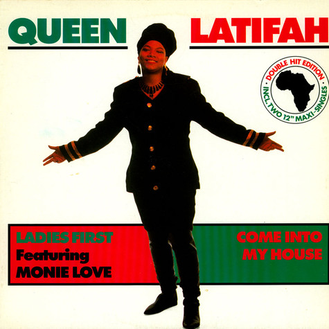 Queen Latifah - Ladies First / Come Into My House