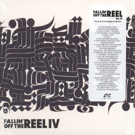 Truth & Soul presents - Fallin' Off The Reel Volume 4