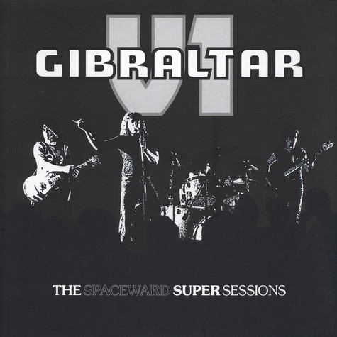 VI / Gibraltar - The Spaceard Super Sessions Colored Vinyl Edition