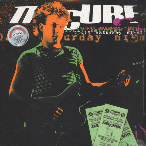 Cure, The - 10.15 Saturday Night