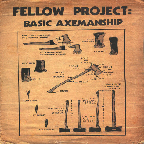 Fellow Project - Basic Axemanship