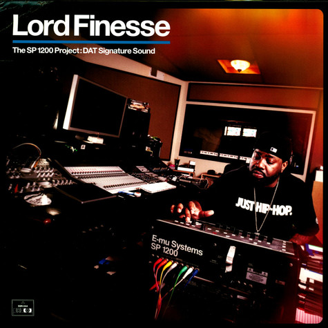 Lord Finesse - The SP1200 Project: Dat Signature Sound