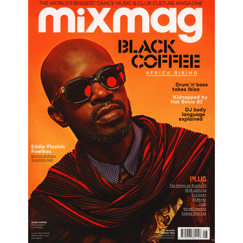 Mixmag - 2015 - 08 - August