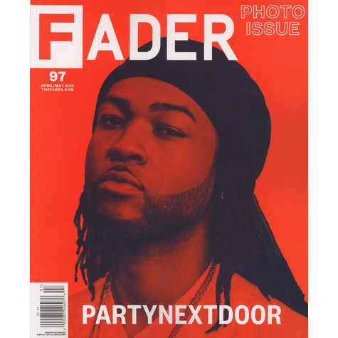 Fader Mag - 2015 - April / May - Issue 97