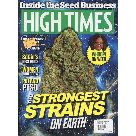 High Times Magazine - 2015 - 06 - June