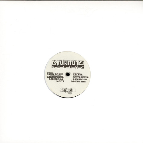 Dynamite Deluxe - Samy Deluxe / Mcees