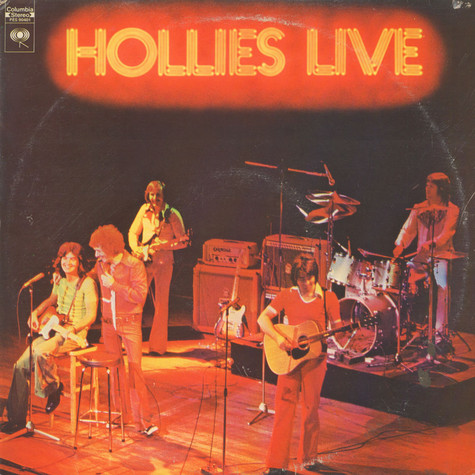Hollies, The - Hollies Live