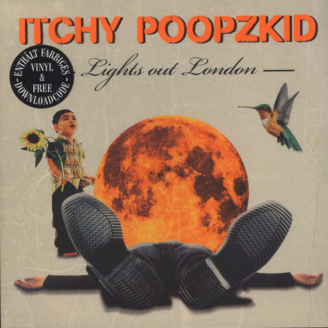Itchy Poopzkid - Lights Out London