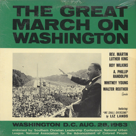V.A. - The Great March On Washington