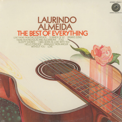 Laurindo Almeida - The Best Of Everything
