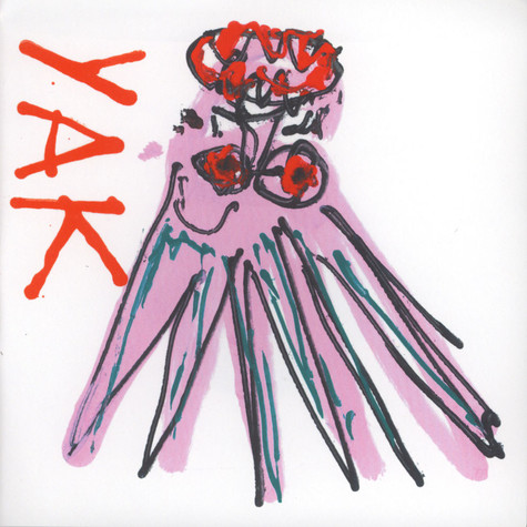 Yak - Hungry Heart / Something On Your Mind
