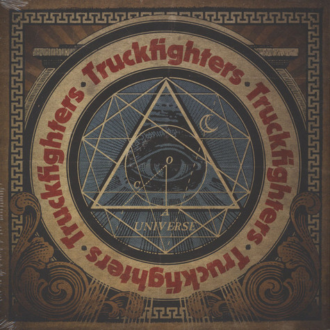 Truckfighters - Universe Clear Vinyl Edition