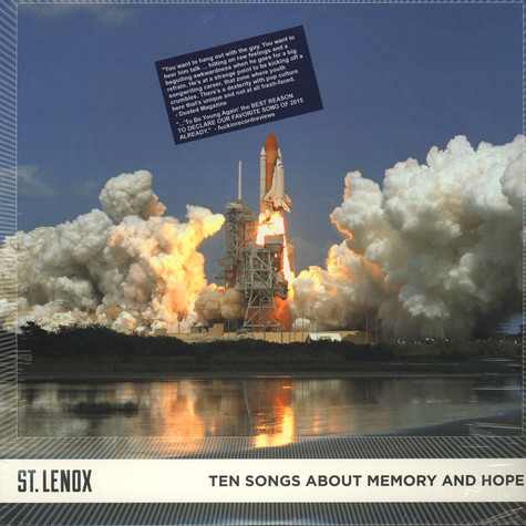 St. Lenox - Ten Songs About Memory And Hope