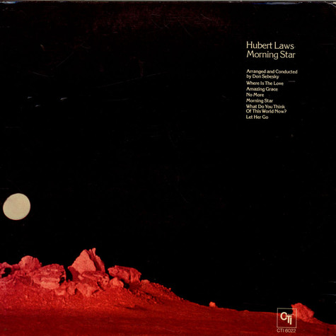 Hubert Laws - Morning Star