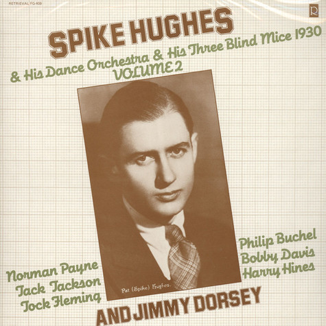 Spike Hughes & His Dance Orchestra & Three Blind Mice - 1930