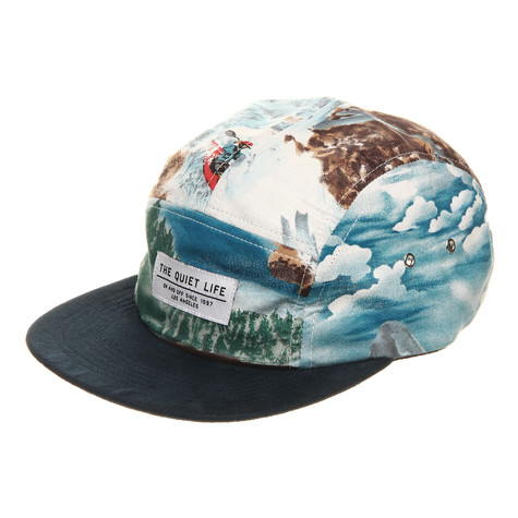 The Quiet Life - Mountain 5-Panel Cap