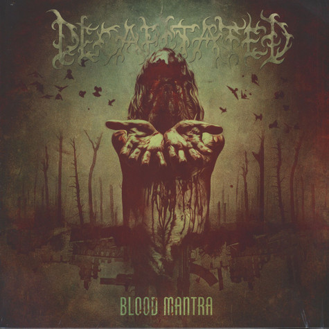 Decapitated - Blood Mantra Red Vinyl Edition