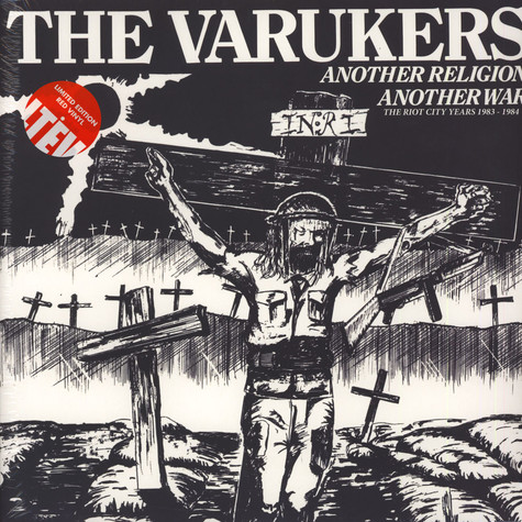 Varukers, The - Another Religion Another War - The Riot City Years