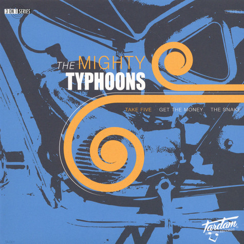 Mighty Typhoons - Take Five