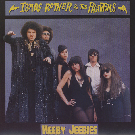 Isaac Rother & The Phantoms - Heeby Jeebies
