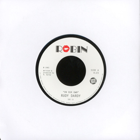 Rudy Dardy - On Our Own / Robins Groove DJ Sigher Edits