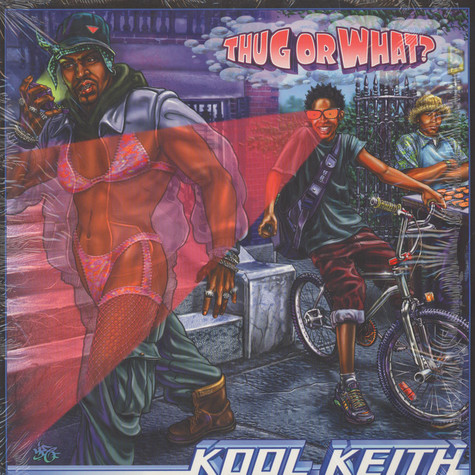 Kool Keith - Thug Or What?