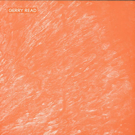 Gerry Read - We Are