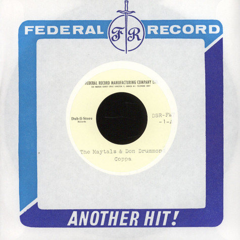 Maytals, The / Don Drummond - Coppa / Come Along With Me