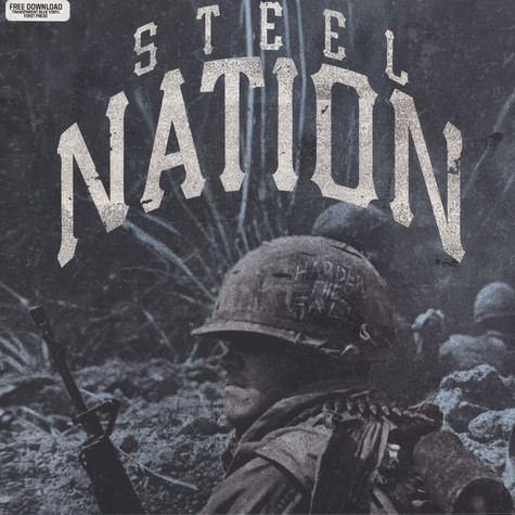 Steel Nation - Harder They Fall