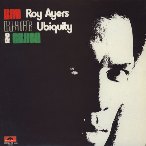 Roy Ayers Ubiquity - Red Black & Green
