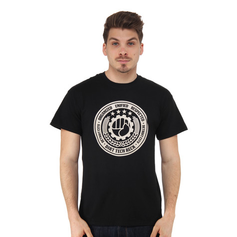 Dirt Tech Reck - Dirt Tech Reck Logo T-Shirt