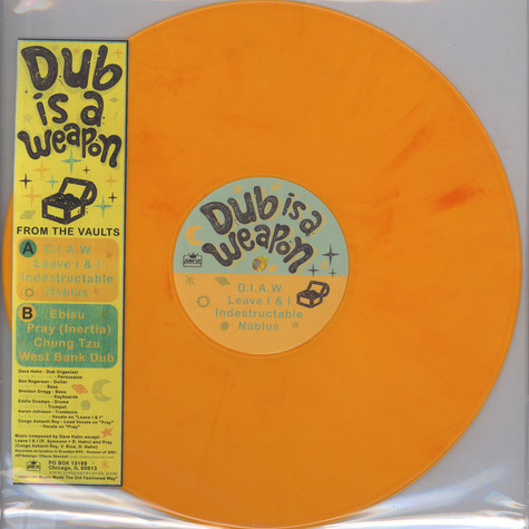 Dub Is A Weapon - From The Vaults