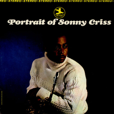 Sonny Criss - Portrait Of Sonny Criss